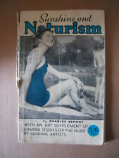 Sunshine and NATURISM by Charles Sennet 1944  naturism nudism [P6]