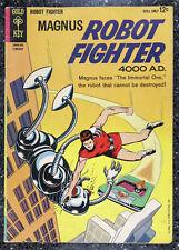 Magnus Robot Fighter # 5 – Feb 1964 – Gold Key – FINE