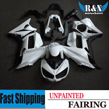 Unpainted White Fairing Kit For Kawasaki Z1000SX 2010-2011 ABS Plastic Bodywork