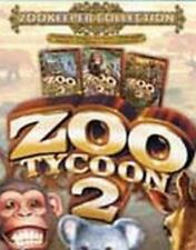 Manuel pour zoo Youlin 2 Zoo Director allemand excellent état