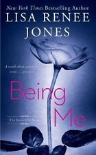 Being Me (The Inside Out Series), Jones, Lisa Renee, Good Condition, Book