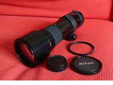 Nikon Nikkor 400 mm f/5.6 IF-ED
