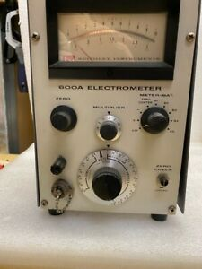 Keithley Instruments 600A Electrometer