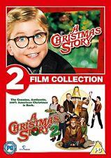 A Christmas Story / A Christmas Story 2 [DVD] [2012][Region 2]