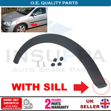 FRONT WHEEL ARCH TRIM LEFT WITH SILL FOR OPEL VAUXHALL COMBO CORSA C MK2 172436