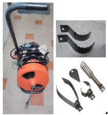 General Wire Mini Rooter Pro Drainsewer Cleaning Machine 50 Ft X 38 6cutters