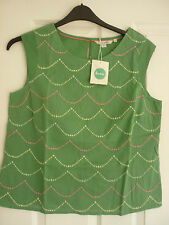 Boden Cotton Sleeveless Other Tops for Women