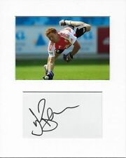 Cricketer Wicket-Keeper Jonny Bairstow Genuine Authentic Hand Signed Autograph
