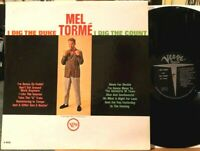 Mel Torme: I Dig the Duke! I Dig the Count! Vinyl LP Verve V 8491 VG+