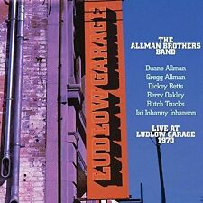Live at Ludlow Garage 1970 [LP] by The Allman Brothers Band (Vinyl, Jul-2016, 3 Discs, Mercury)