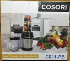 Cosori 9 Piece Portable Personal High Speed Blender C011-PB 9
