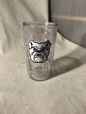 Bulldog Clear Tervis 16 Ounce Cup/Glass/Tumbler