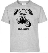 T-Shirt, DKW Hobby, Pinup Motorcycle, Bike, Oldtimer, youngtimer