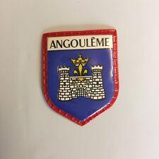 Angouleme France Lait Quick Lait Regilait Plastic Patch