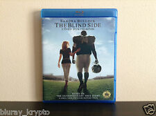 The Blind Side (Blu-ray Disc, 2010, Canadian; French)