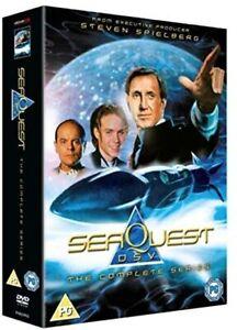 "SEAQUEST DSV COMPLETE SERIES 1-3 COLLECTION DVD BOX SET 18 DISCS ""NEW&SEALED"""