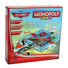 Junior Monopoly - Disney Planes Board Game