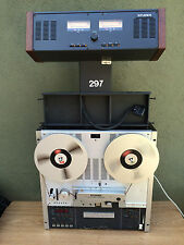 STUDER A807 STUDIO TAPE RECORDER REEL TO REEL