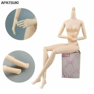 "1/6 BJD Doll Accessories 14 Jointed Body for 11.5"" Dollhouse Toys for Children"
