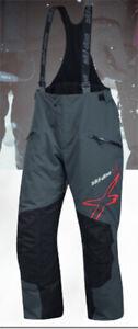 Ski-Doo X-Team Highpants Men Charcoal Grey 44164507