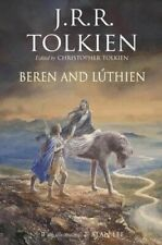 Beren And Lúthien By J. R. R. Tolkien and Alan Lee (Hardcover Book)