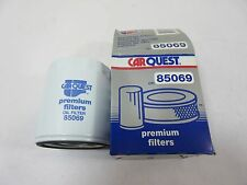 LOT OF 11 FILTERS FILTER CARQUEST  85069