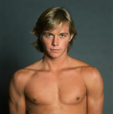 CHRISTOPHER ATKINS SEXY BARECHESTED 8X10 PHOTO #D235