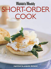 The Australian Women's Weekly - SHORT ORDER COOK - New
