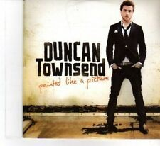(DF622) Duncan Townsend, Painted like A Picture - 2011 DJ CD