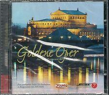 Goldene Oper Aus Dem Programm Der Semper Oper VA 24 Karat Bose Zounds Gold CD Ne