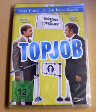 DVD Topjob - Showdown im Supermarkt - Seann William Scott ( Top Job ) Neu OVP