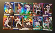 2020 Prizm Baseball Color Refractor Prizms You Pick Rookies You Pick