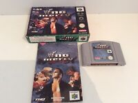 Nintendo 64 N64 Wf No Mercy