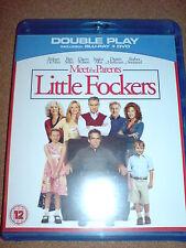 MEET THE PARENTS - LITTLE FOCKERS - ROBERT DENIRO - BLU-RAY+DVD