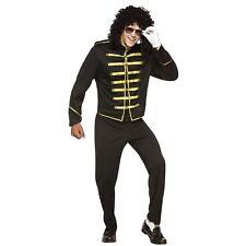 Michael Jackson Halloween Costume NEW Mens One Size Fits Most Rasta Imposta
