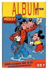 MICKEY PARADE  ALBUM N° 28 DE 1994 BE N° 173 175 176
