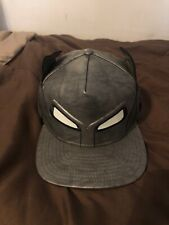 New Era BATMAN V SUPERMAN Armor Glow in the Dark Fitted Cap DAWN of justice