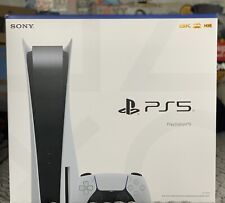 Brand New Playstation 5 Console Disc Edition (Free Shipping)