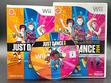 "NINTENDO WII SPIEL"" JUST DANCE 2014 14 "" KOMPLETT"