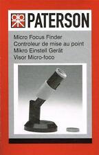 Paterson Micro Focus Finder   : PTP 643 :  Darkroom Photographic :