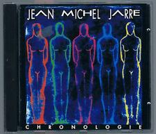 JEAN MICHEL JARRE CHRONOLOGIE CD F.C.