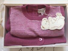 Cashmirino Baby Girl Cashmere Gift Set - 12 months