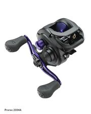 Daiwa Prorex 200ha Baitcaster Lure Fishing Muliplier Reel PX200HA