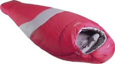 RAB IGNITION 5 REGULAR LEFT ZIP MUMMY STYLE SLEEPING BAG RED / GREY NEW WITH TAG