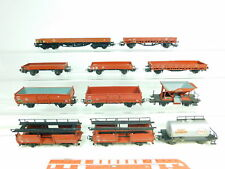 BT657-2#11x Märklin H0/Dc Carro Merci Db / Sj per Hamo, Hobbista / 2. Wahl