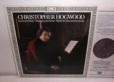 DSLO 609  Christopher Hogwood Keyboard Music On Authentic Instruments