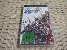 Dissidia Final Fantasy para Sony PSP * embalaje original *