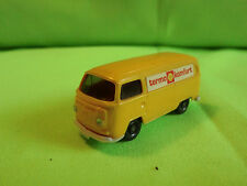 WIKING  VW  VOLKSWAGEN T2 BUS - SHELL TERMO KOMFORT - 1:87 - GOOD CONDITION