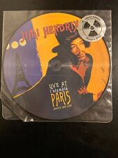JIMI HENDRIX~LIVE AT L'OLYMPIA PARIS 1968~PICTURE LP~LIMITED EDITION~RRPD 055