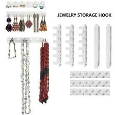 1*9PCS Jewelry Wall Hanger Holder Stand Organizer Necklace Earring Rack Bra D8U6